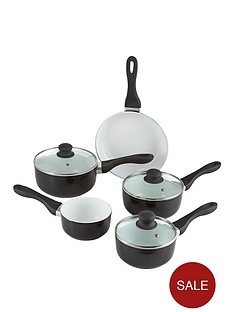 swan-5-piece-ceramic-aluminium-pan-set-black