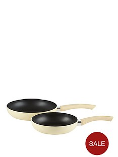 swan-aluminium-frying-pan-set-cream