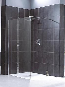 Aqualux Shine Shower Panel