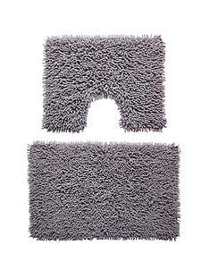 chenille-bath-mat-and-pedestal-set-2-piece-set