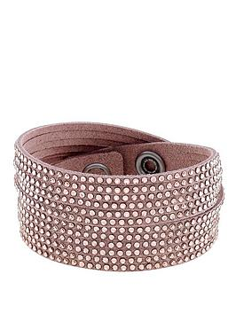 lola-and-grace-wrap-twist-rose-gold-leather-bracelet-with-swarovski-elements
