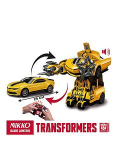 transformers-transformers-autobot-bumblebee