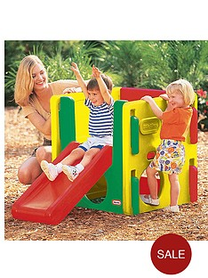 little-tikes-junior-activity-gym-natural