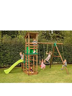 little-tikes-buckingham-wooden-swing-set