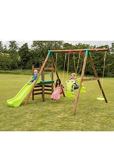 little-tikes-strasbourg-wooden-swing-set