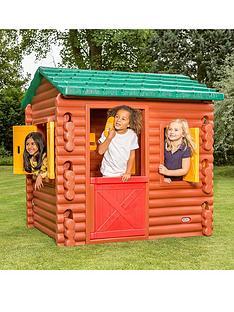little-tikes-log-cabin