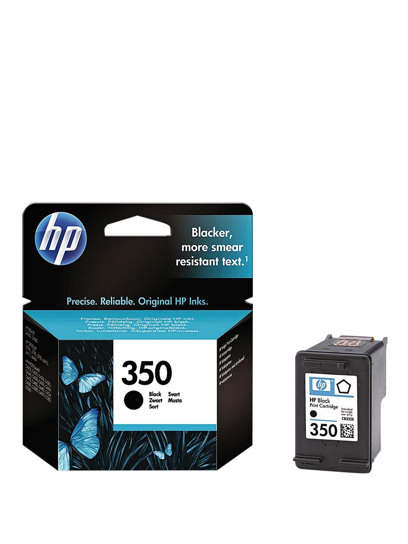 350 Ink Cartridge - Black
