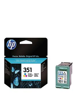 Hp 351 Tricolour Ink Cartridge