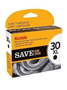 kodak-black-ink-cartridge-30bxl