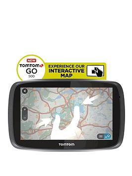 tom-tom-go-500-eu-5-inch-sat-nav-with-free-lifetime-maps-and-smartphone-connected
