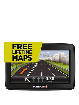 tom-tom-start-25-uk-5-inch-sat-nav-unit-with-free-lifetime-maps