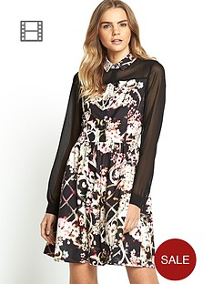 love-label-yoke-seam-shirt-dress