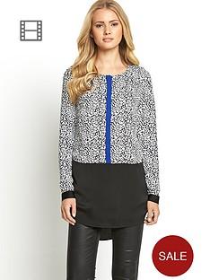 mixed-print-shirt