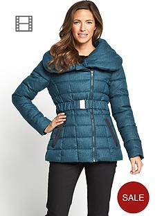 savoir-short-padded-coat