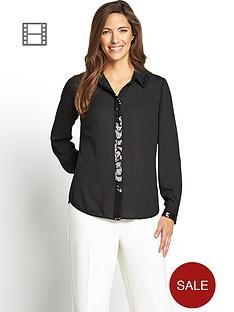 sequin-collar-shirt