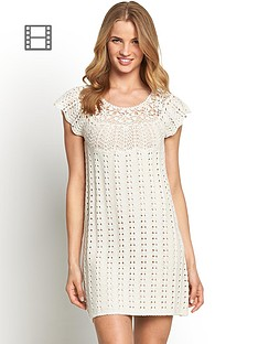 crochet-knit-dress