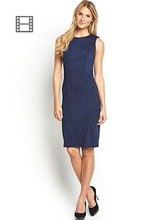 belted-ponte-workwear-dress