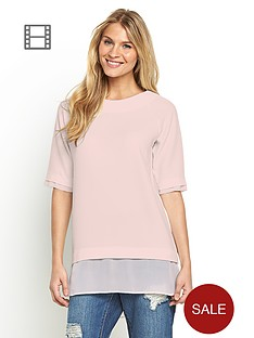 south-crepe-tunic-chiffon-trim