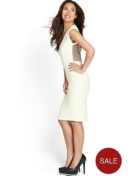 myleene-klass-lace-back-pencil-dress