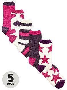 intimates-essentials-star-soft-tough-socks-5-pack