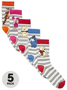 winnie-the-pooh-socks-5-pack