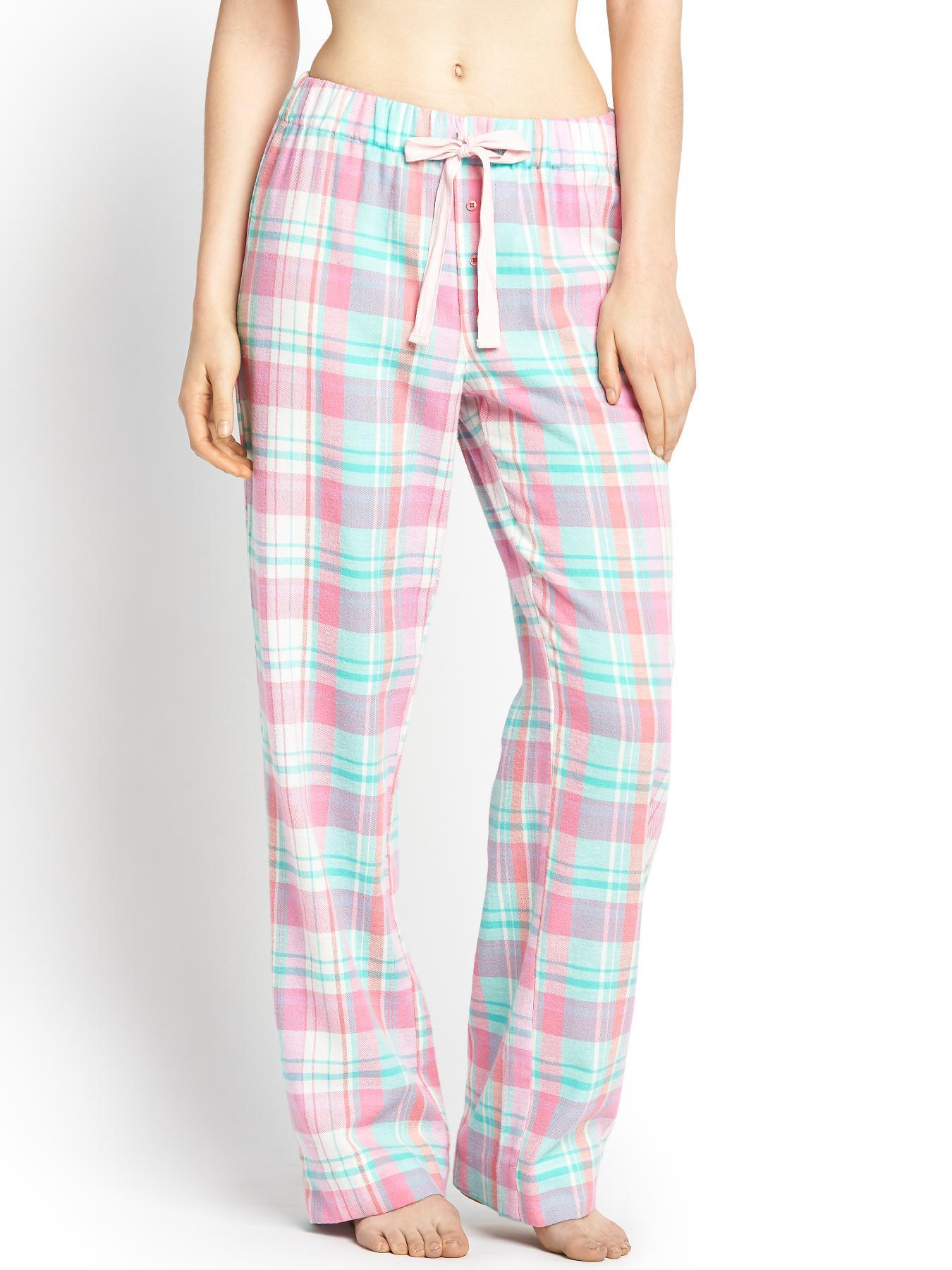 Mix and Match Flannel Pants