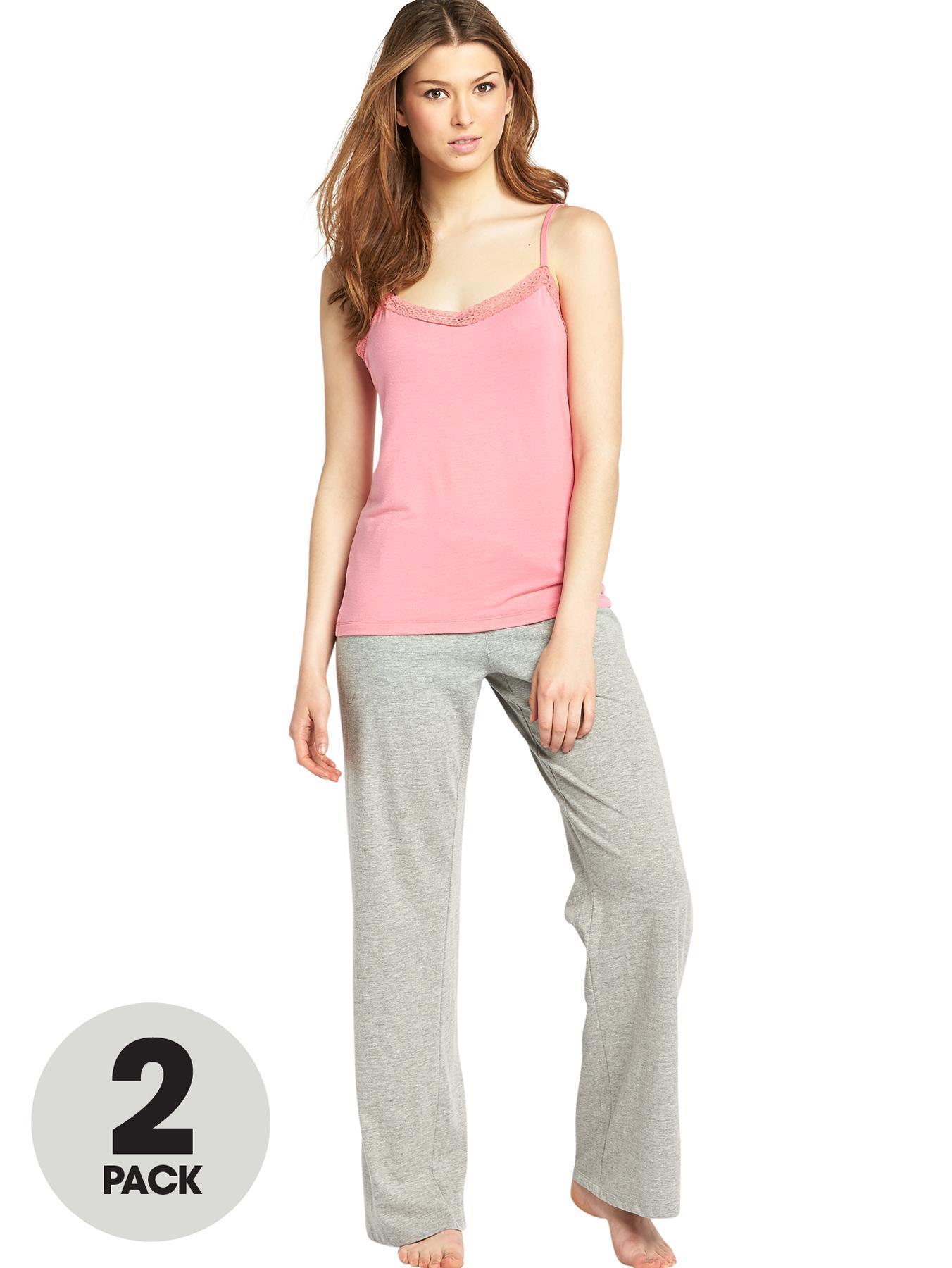 Vest (2 Pack), Coral