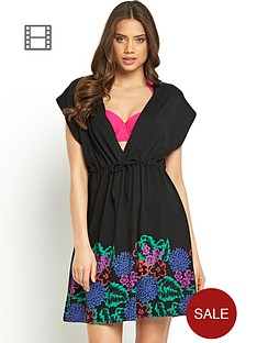 jersey-placement-print-tunic