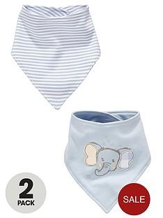 ladybird-baby-boys-2pk-bandana-style-dribble-bibs