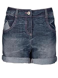 freespirit-girls-light-wash-denim-shorts