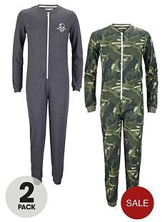 boys-2pk-camoskull-sleepsuits