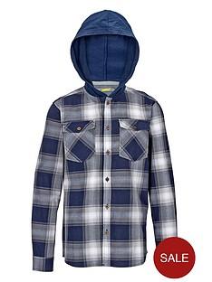 boys-blue-check-hooded-shirt