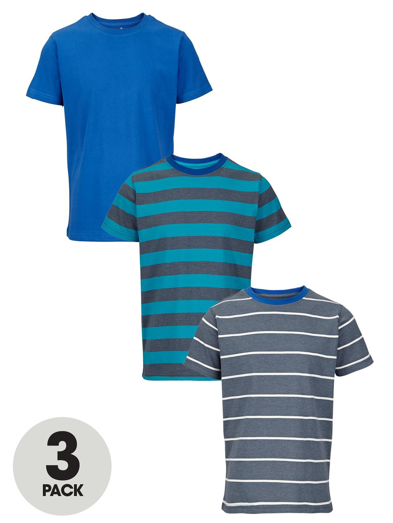 Stripe Tees (3 Pack)