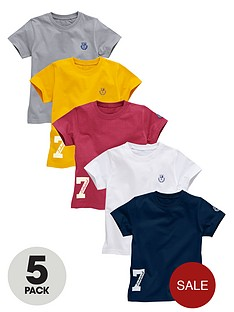 ladybird-boys-pack-5-t-shirts