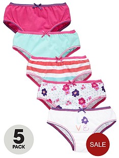 ladybird-girls-knickers-5-pack