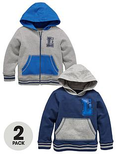 ladybird-boys-pack-2-hooded-sweat-tops