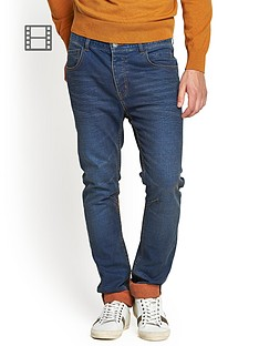 tapered-contrast-turn-up-jean