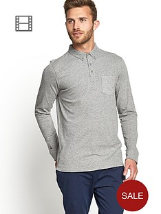 goodsouls-mens-long-sleeve-slim-fit-jersey-polo-t-shirt
