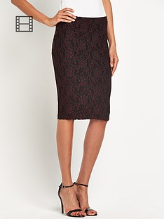 definitions-2-tone-lace-skirt