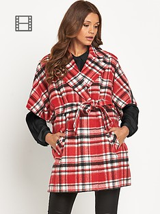 definitions-check-blanket-coat