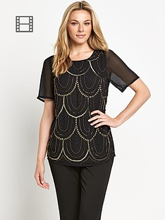 scalloped-embelished-shell-top