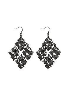 black-chandelier-drop-earrings