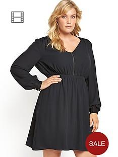 so-fabulous-zip-front-keyhole-back-long-sleeve-dress