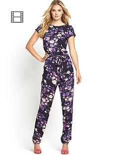 short-sleeve-casual-jumpsuit