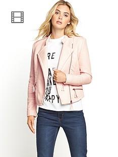 south-pastel-pu-jacket