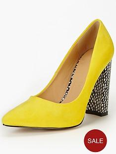 shoe-box-imogen-block-heel-court-shoes-yellow
