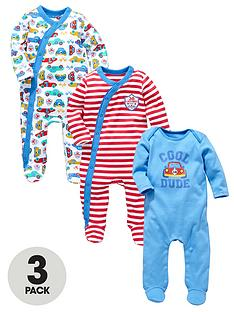 baby-boys-3-pack-cool-dude-sleepsuits