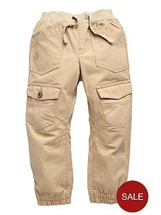 ladybird-boys-cuffed-cargo-pants-from-12