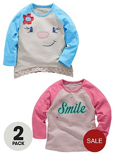 girls-2pk-slub-smile-tshirts