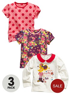 girls-3pk-peter-pan-collar-applique-tshirts-12m